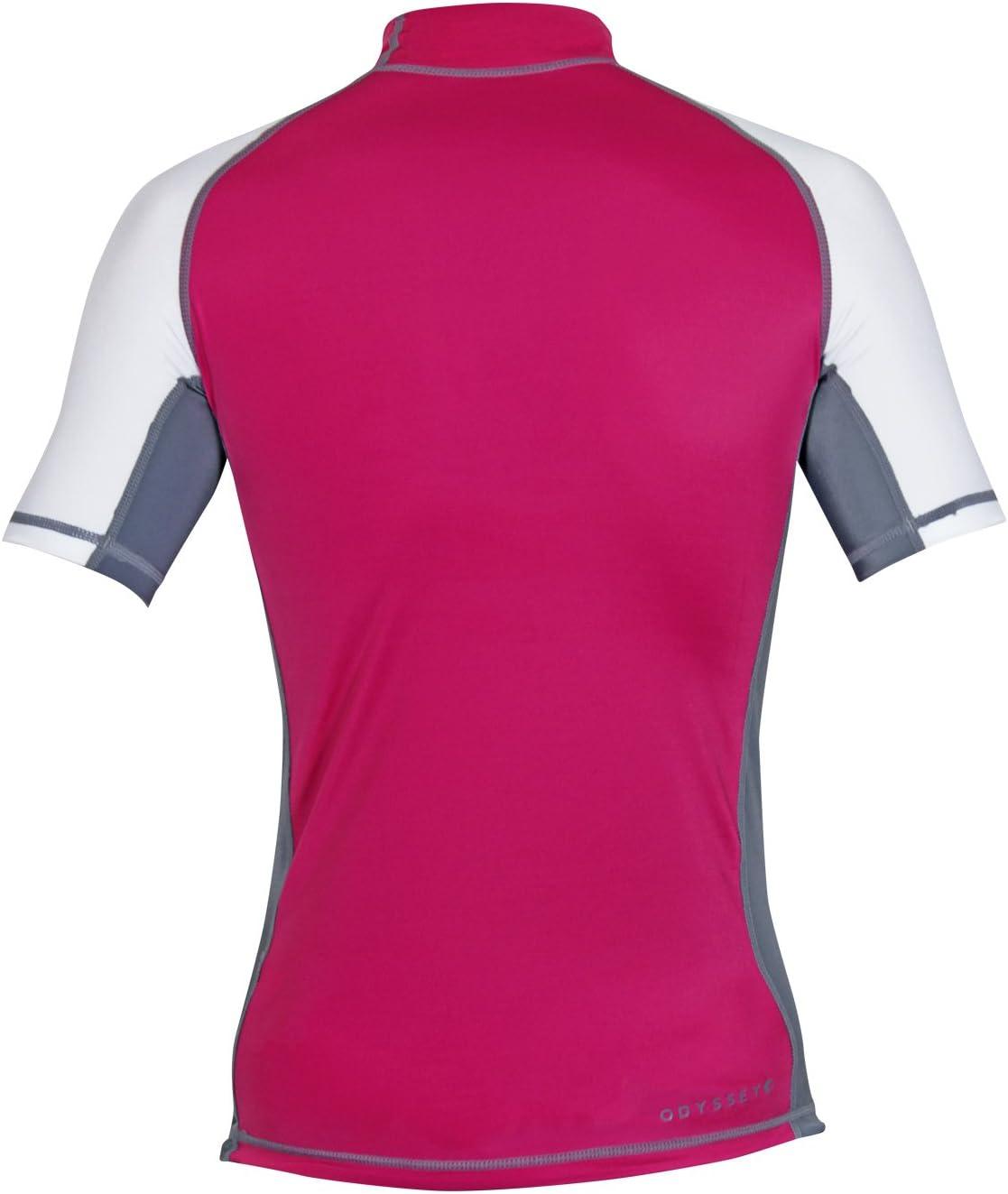 Odyssey Childrens Core Short Sleeve Rash Vest