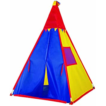 Discovery Kids Tee-Pee Tent  sc 1 st  Amazon.com : discovery kids tent and tunnel - memphite.com