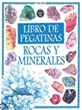 img - for Rocas Y Minerales Libros De Pegatinas/Rocks and Minerals Sticker Book (Usborne Sticker Books) (Spanish Edition) book / textbook / text book