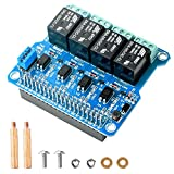 Kuman K30 5V 8 Channel Relay Shield Module for Arduino UNO R3 1280 2560 ARM PIC AVR STM32 Raspberry Pi DSP