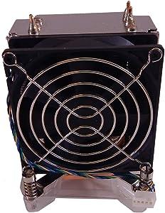 HP Z400 High Performance Heatsink Fan 463981-001 538042-001 (Certified Refurbished)