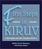 First Steps in Kiruv offers