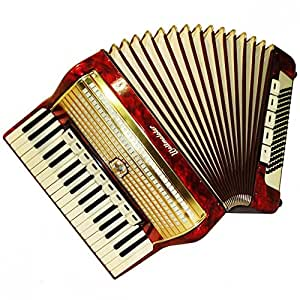 used weltmeister accordion 96 bass 14 registers for sale german accordian very nice sound. Black Bedroom Furniture Sets. Home Design Ideas