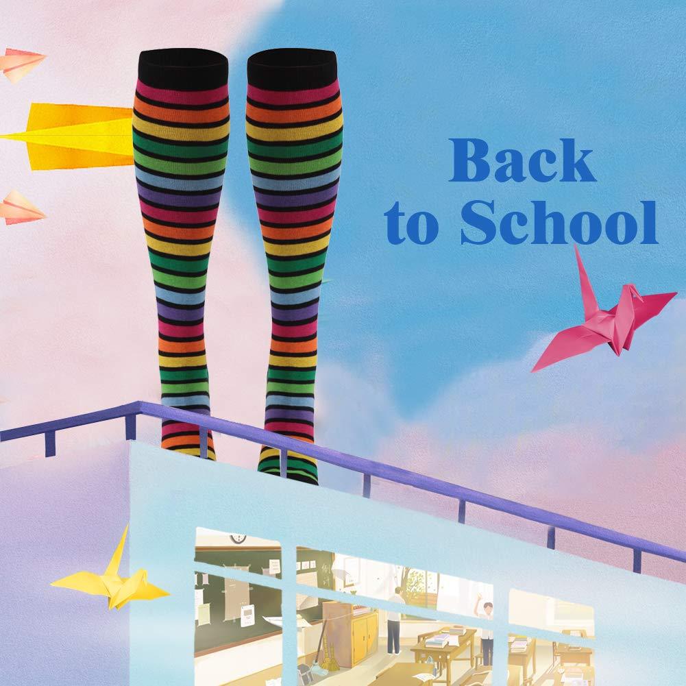 Athletic Running Socks Gmark Unisex Crazy Funny Cartoon//American Flag//Chicken Legs Gift Holiday Socks