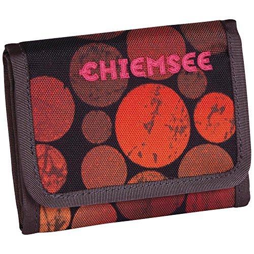 Chiemsee Portemonnaie Chiemsee Wallet, Portemonnaie / Geldbörse, In Verschiedenen Farben Erhältlich, 12 X 10 Cm, 5070030, G0521 Dots Black, 12 x 10 x 2 cm, 5070030