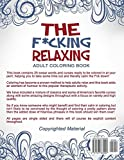 Swear Word Coloring Book: The F*cking Relaxing