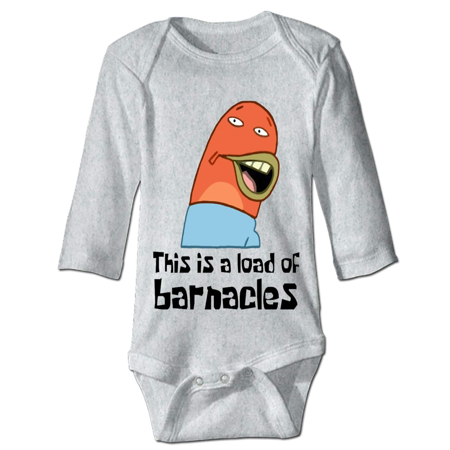 Imiss Barnacles Cool Shirt Funny Gift Baby