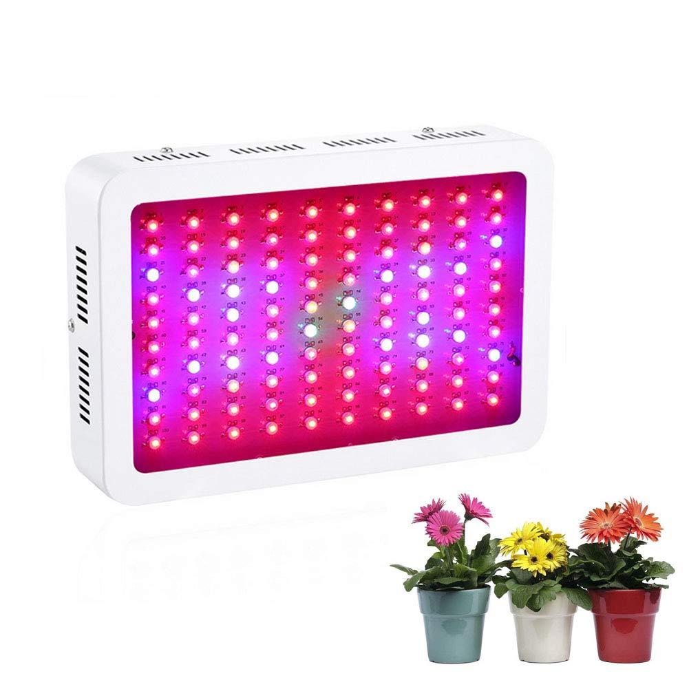 屋内植物、植物の野菜や花300W / 600W / 800W / 1000W / 1200Wのための光フルスペクトルを成長させる,600W B07KYC5VY9  600W