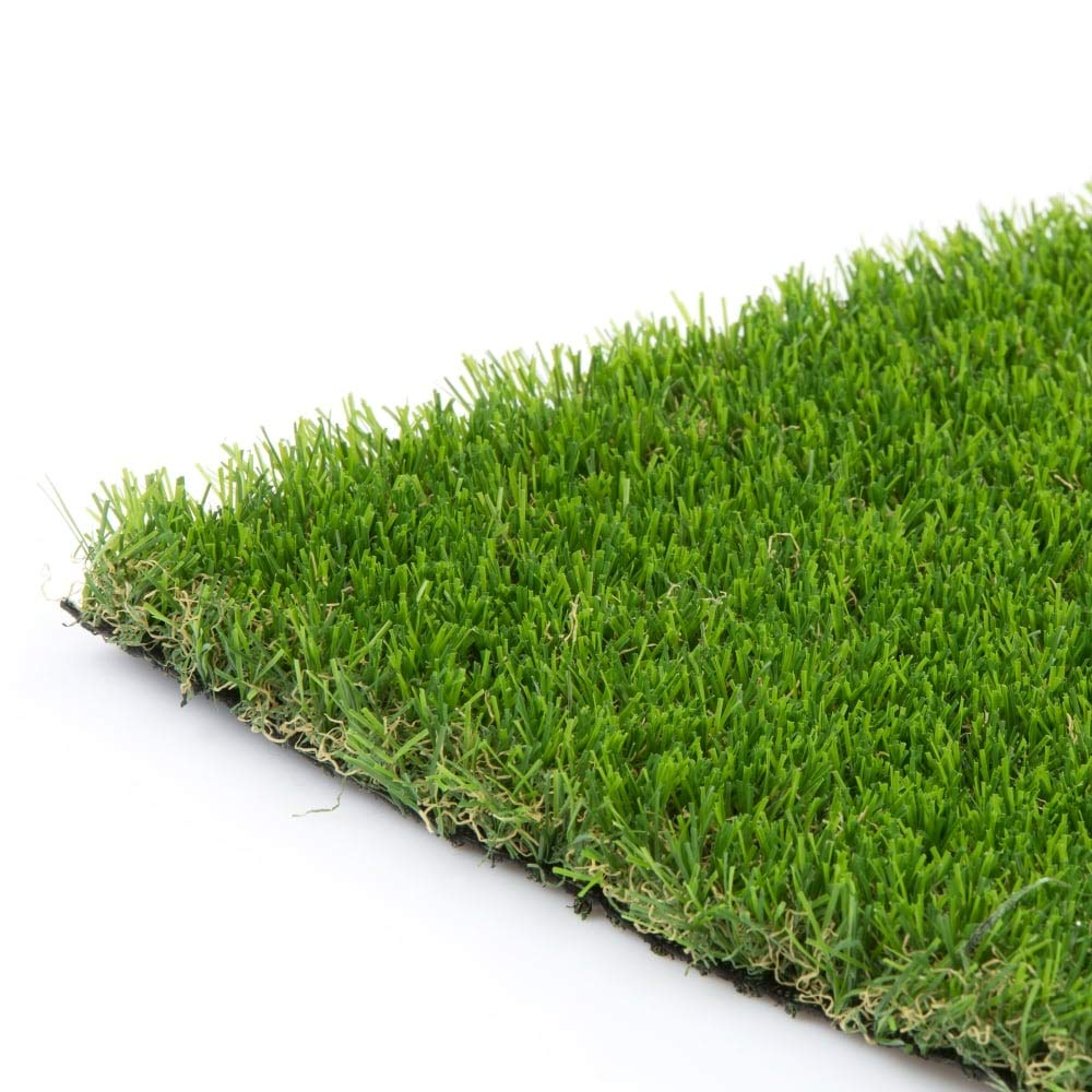 Synturfmats 2'x3' Artificial Grass Carpert Rug - Premium Indoor / Outdoor Green Synthetic Turf, 4-Toned Blades