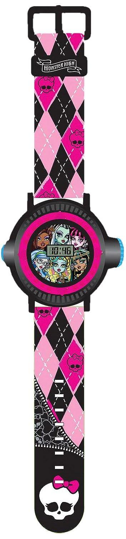 Sablon MHRJ13 Monster High - Reloj de Pulsera con Pantalla LCD y ...