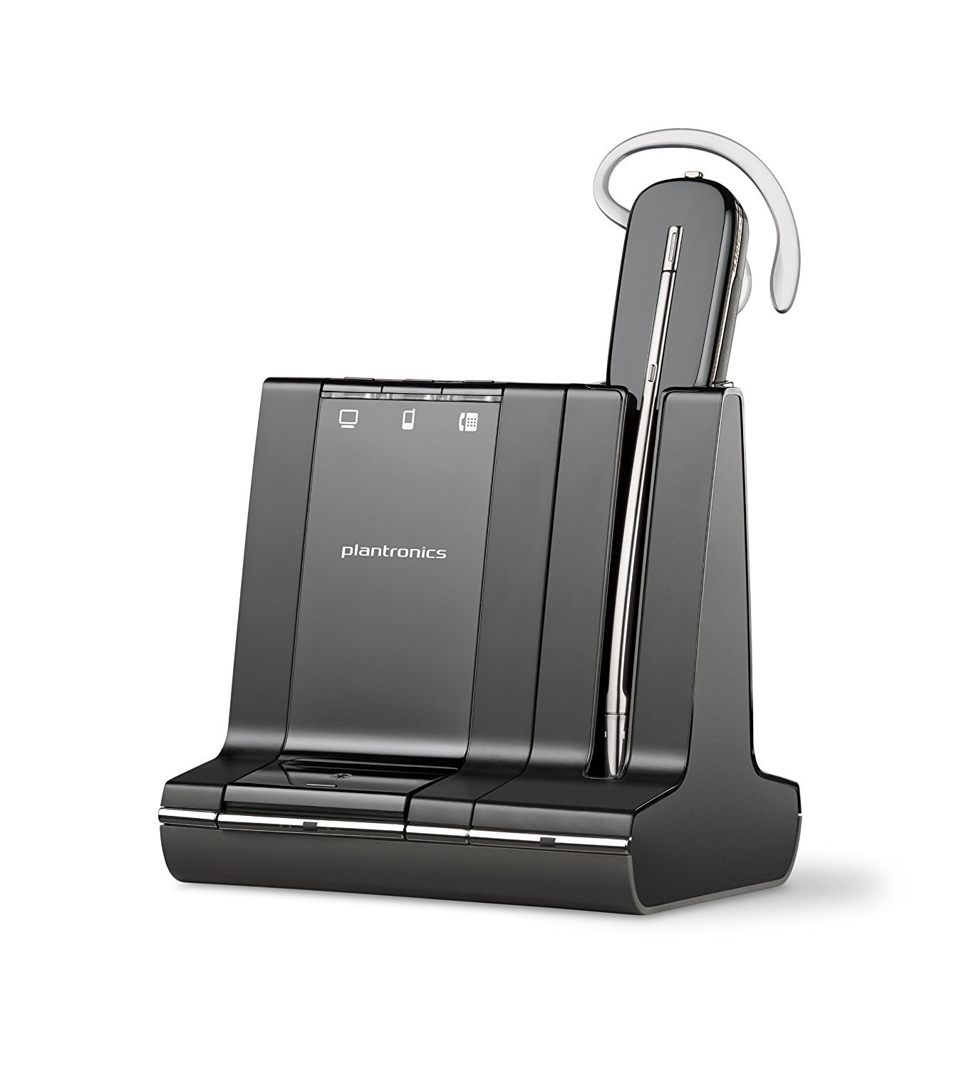 Plantronics Savi 740 Wireless Headset System for Unified Communication