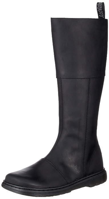 5144a3b30da5 Dr. Martens Women s Lahiri High Boots  Amazon.co.uk  Shoes   Bags
