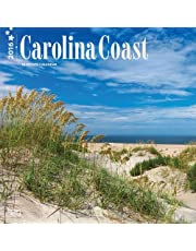 Carolina Coast 2016 Square 12x12 (Multilingual Edition) by Browntrout Publishers (2015-07-15)