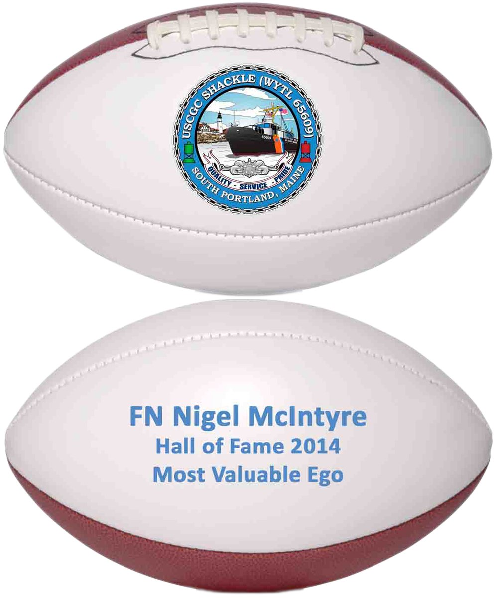 Personalized Custom Photo Regulation Football - Any Image - Any Text - Any Logo by Personalized Sports Balls (Image #1)