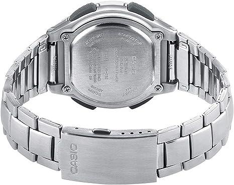 Casio Montres bracelet W 752D 1AVES: : Montres  dTFG5