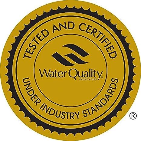 2x AquaHouse AH-UIF Filtro universal de agua para nevera ...