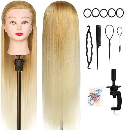 Parrucche Sintetiche per Doll Parrucchiere Per Bambole,Stile Moda