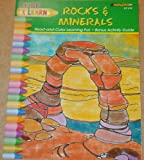 Color and Learn - Rocks and Minerals, Grades 2-6, Kathy Rogers, 1564722198