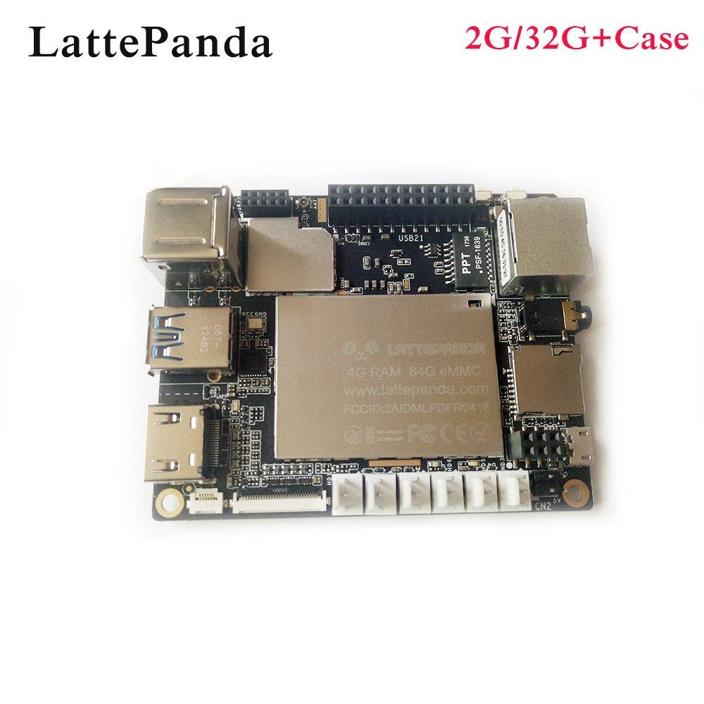 【楽天カード分割】 LattePanda(2G/32GB版)フルWindows 10/Linux miniPC Intel X86 X86 Intel X 2GBDDR3+32GBEMMC 64クワッドコア1.8GHz Arduino開発ボードxxx0C、付属品(Win10 Actived) B07FCC6C1K 2GBDDR3+32GBEMMC Case 2GBDDR3+32GBEMMC Case, クラウン無線:87eb0a05 --- arbimovel.dominiotemporario.com