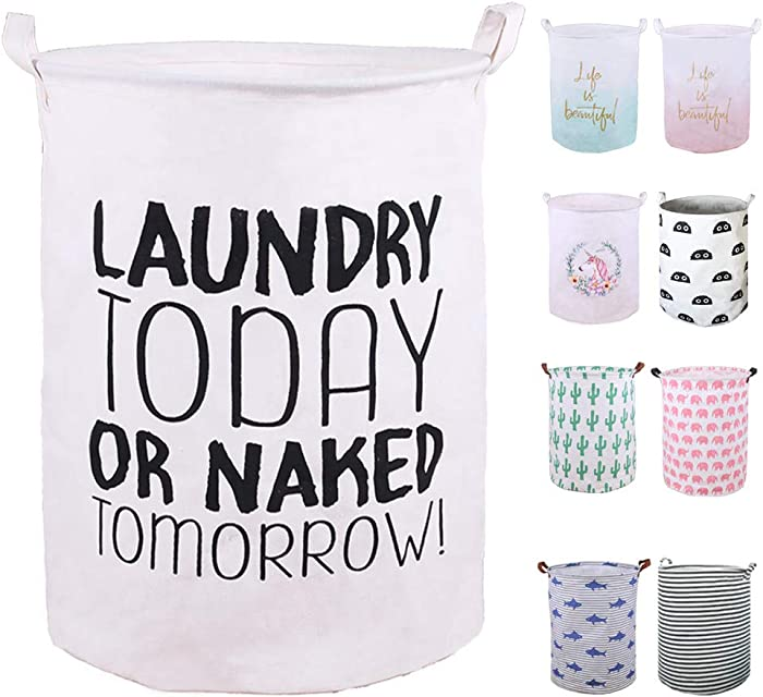 Top 10 Cute Laundry Hamper Blue And White