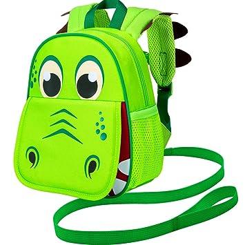 camouflage Japanese cotton rucksack cotton bag toddler bag nursery bag Kids dinosaur backpack