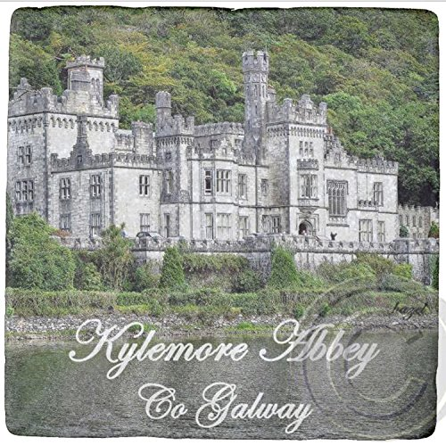 Kylemore Abbey, Galway, Ireland, Irish, Coaster ()