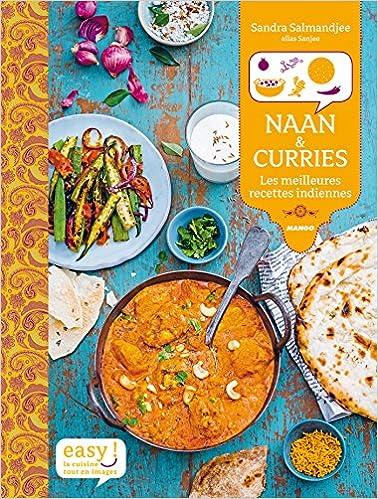 Naan et curries : Les meilleures recettes indiennes sur Bookys