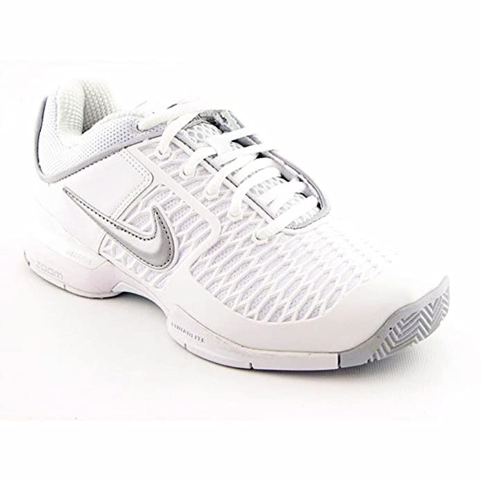 26abb014c2b2 Nike Women s Zoom Vapor 9.5 Tour Tennis Shoes fuchsia glow dove grey hot  lava 11.5 B(M) US  Amazon.in  Shoes   Handbags