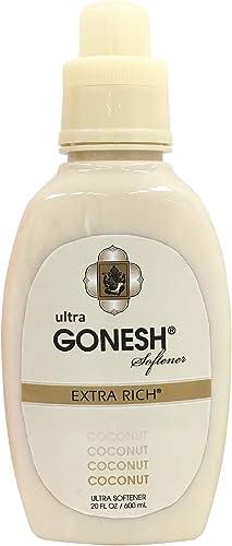 GONESH(ガーネッシュ) 柔軟仕上げ剤 ウルトラソフナー ココナッツ
