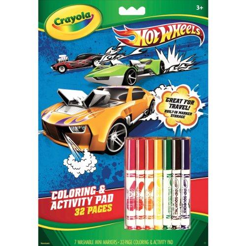 crayola color wonder cars - 5