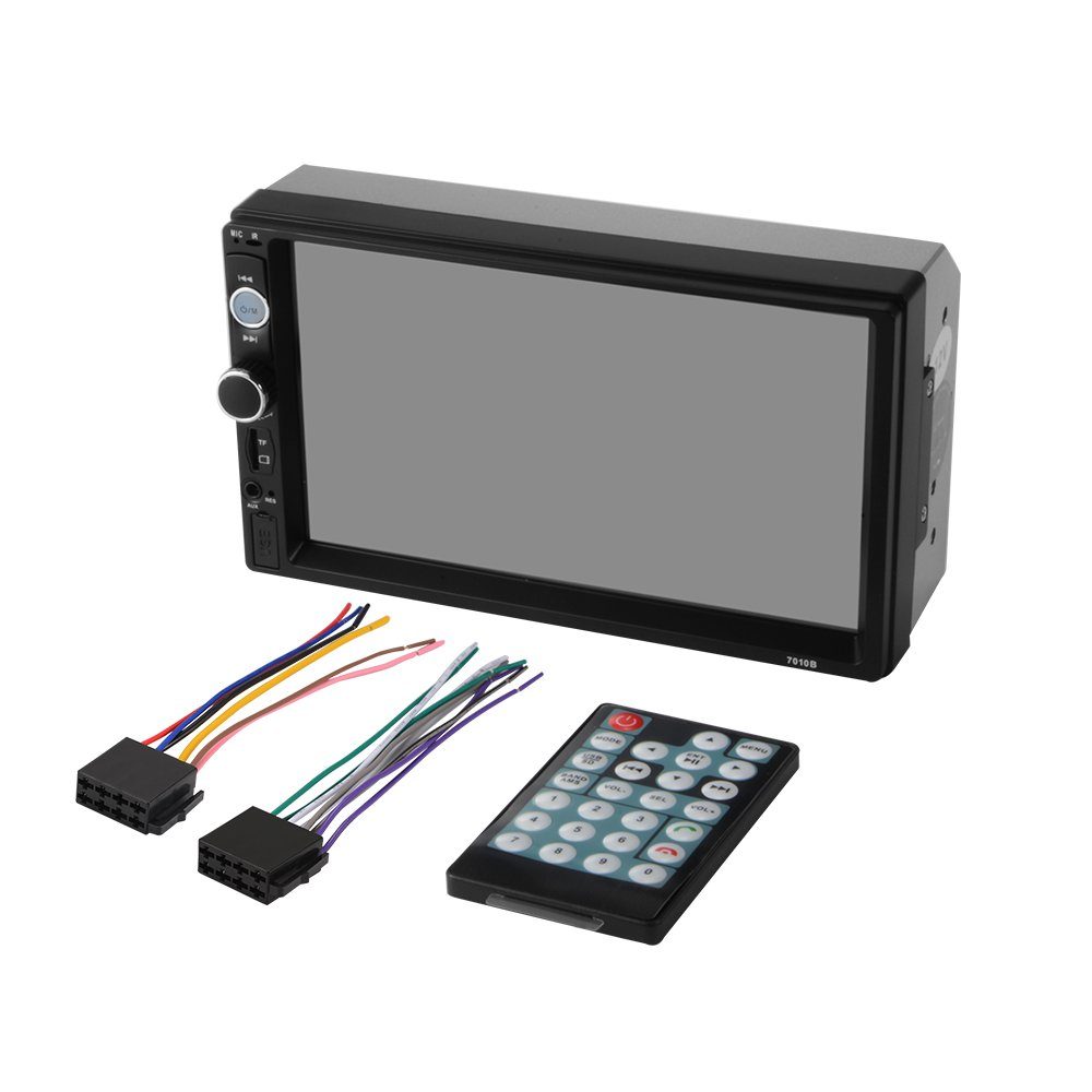 XCSOURCE 7'' 2-Din Car MP5 Video Music Player BT Touch Screen Multimedia FM Radio Stereo Audio Remote Control MA1226