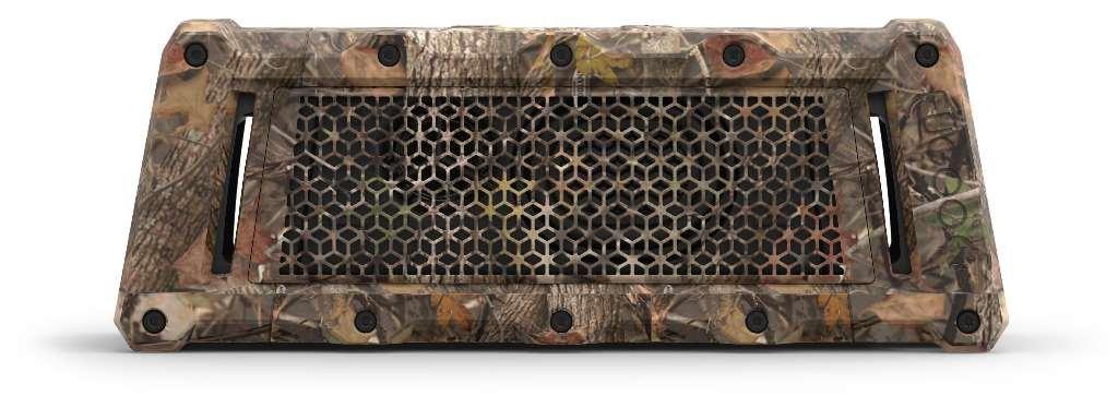 Fugoo Tough Camo Edition Bluetooth Speaker & Jacket Case Set - Portable Surround Sound Speakerphones w/ Custom Reinforced Cover - Waterproof Water-Resistant by Fugoo (Image #3)