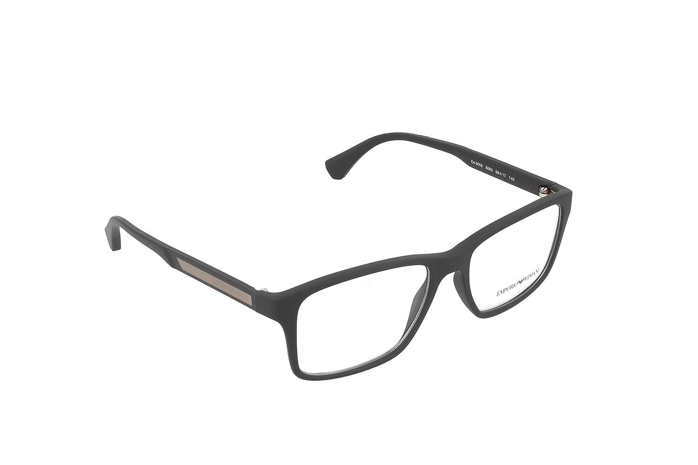 98e7fae05ba4 Emporio Armani Semi Rimless Glasses - Restaurant and Palinka Bar