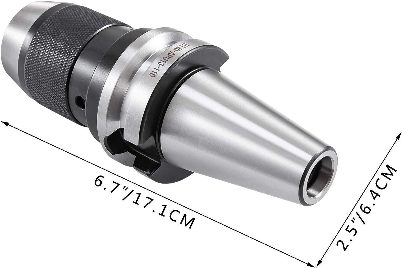 4pcs BT40 APU16 120 Keyless drill chuck CNC Milling Chuck Holder Workholding