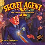 Secret Agent X #3 April, 1934 | Brant House,Paul Chadwick, Radio Archives