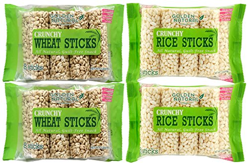 Golden Wheat Snack - 3
