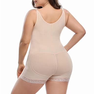 646662a026 Image Unavailable. Image not available for. Color  Zarbrina Womens Full  Body Waist Trainer Shaper Underbust Corset ...