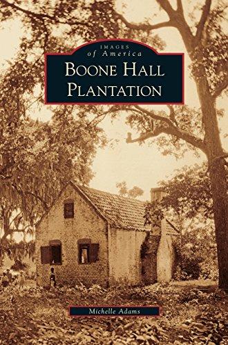 (Boone Hall Plantation)