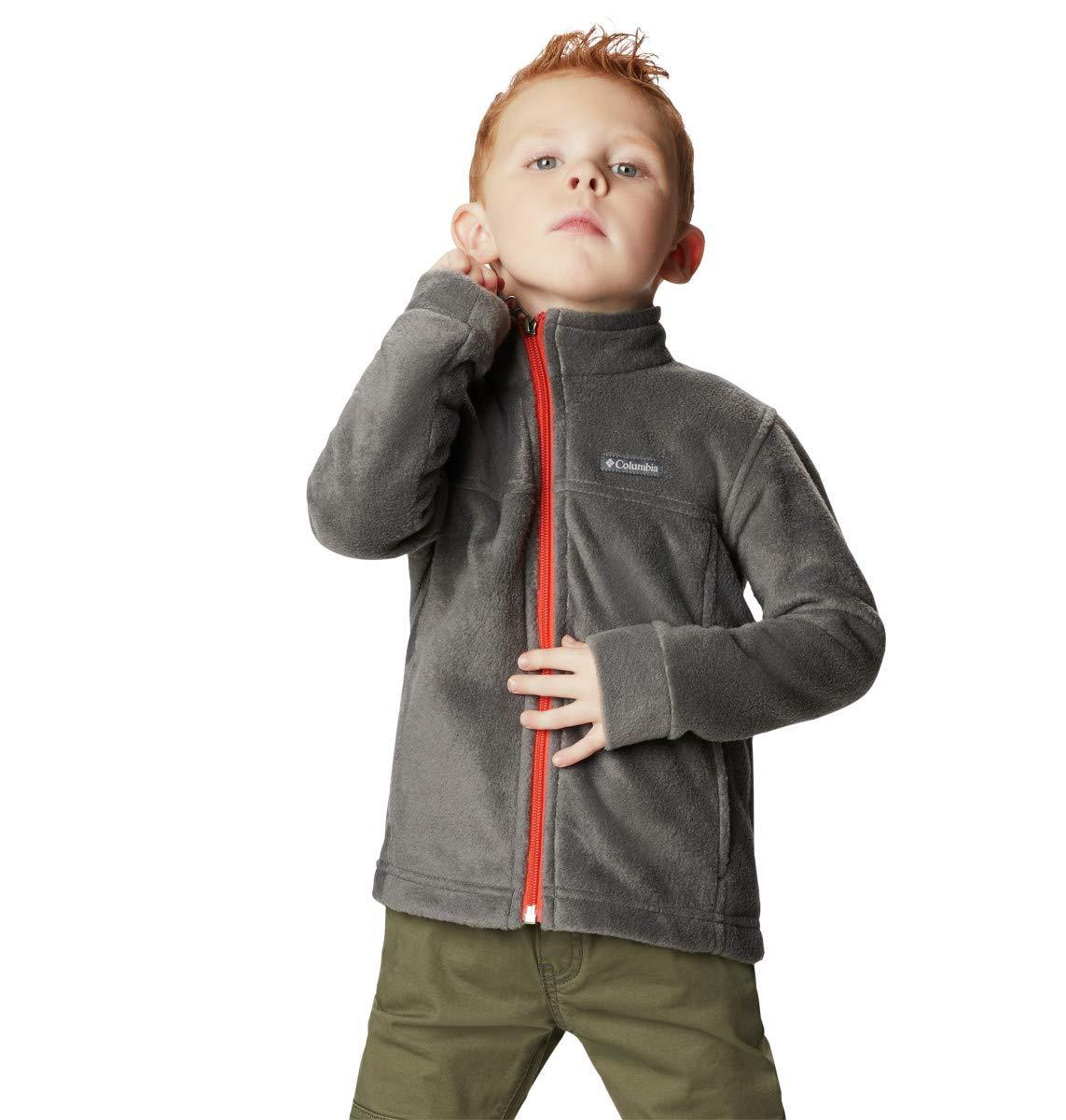 Columbia 儿童毛绒外套,现价$9.09(原价$36)