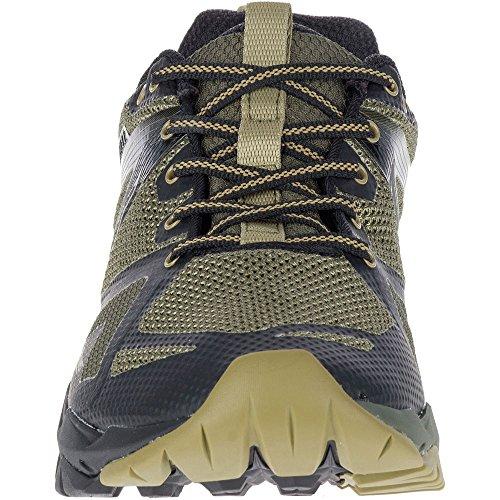 Chaussures Aw18 Gore Mqm tex Dusty Marche Olive Merrell Flex De 40w14rFq