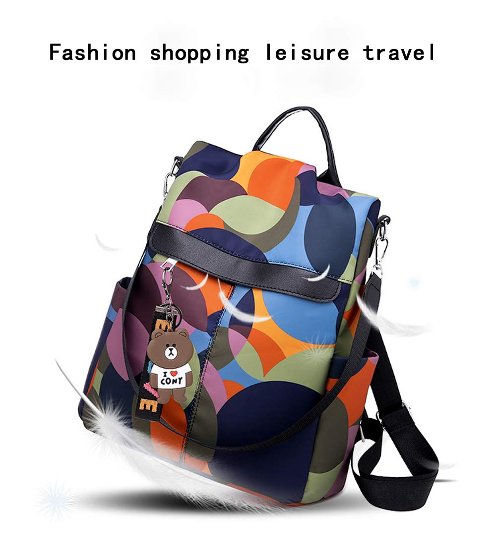 mothgel Women Shopping Must-Have Shoulder Bag Anti-Theft Design Popular Package Travel Bags(32x12x30cm/12.6x4.7x12inch(LWH))