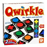 Amazon #LightningDeal 94% claimed: Qwirkle Board Game