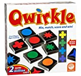 Green Board Games Qwirkle Game