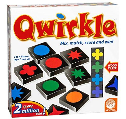 Amazon #LightningDeal 94% claimed: Qwirkle Board Game