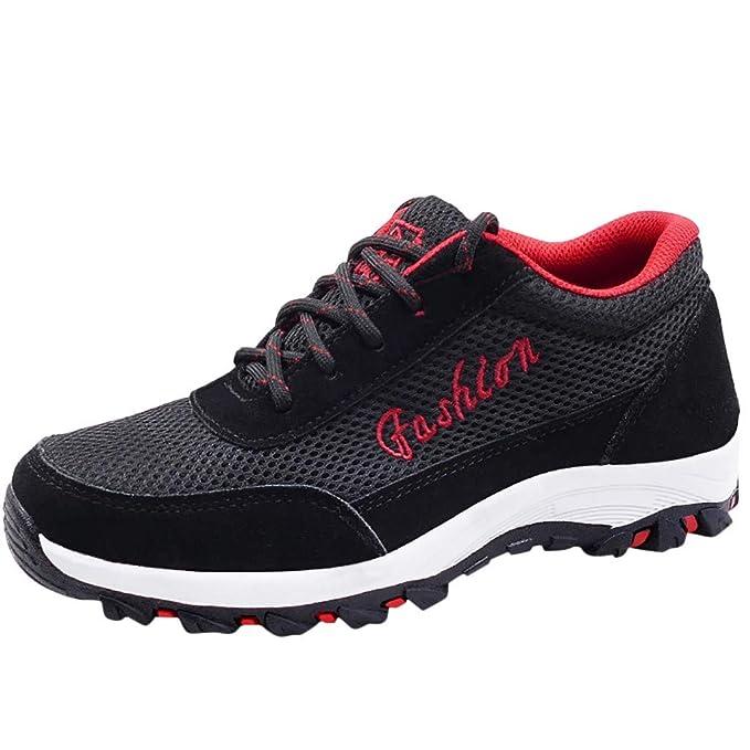 Amazon.com: Zapatillas de seguridad para hombre y mujer, de ...