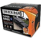 Quick Dam QD1224-20 Flood Bag, 20 Pack, Black, 20 Pack