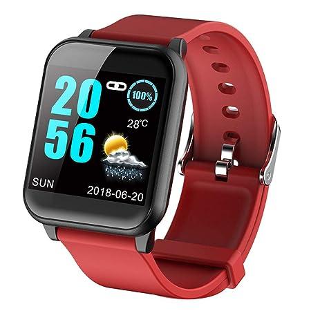 Deportes SmartWatch for Adultos, Relojes Inteligentes con la ...