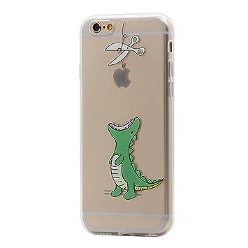 Keyihan iPhone 6 Funda Carcasa, iPhone 6S Carcasa, Divertido ...