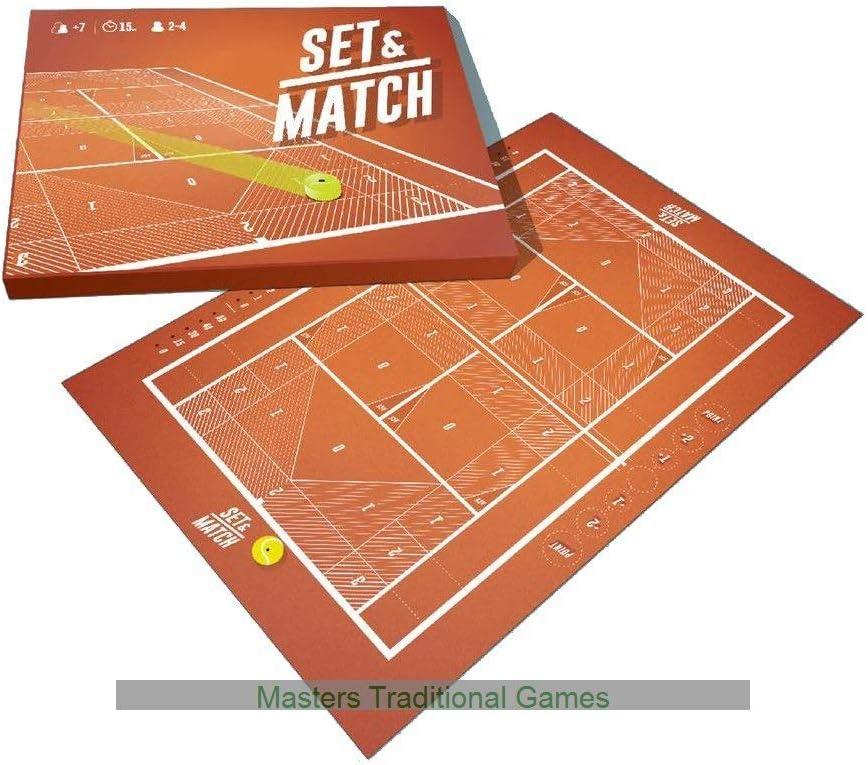 Pretexte SAS Set and Match: Amazon.es: Juguetes y juegos