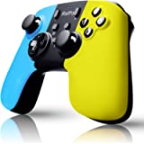 Wireless Switch Pro Controller Compatible with Switch/Switch Lite,Rechargeable Battery Replacement Remote Extra Gamepad…